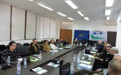 Партньорска среща по проекта се проведе в Сливен